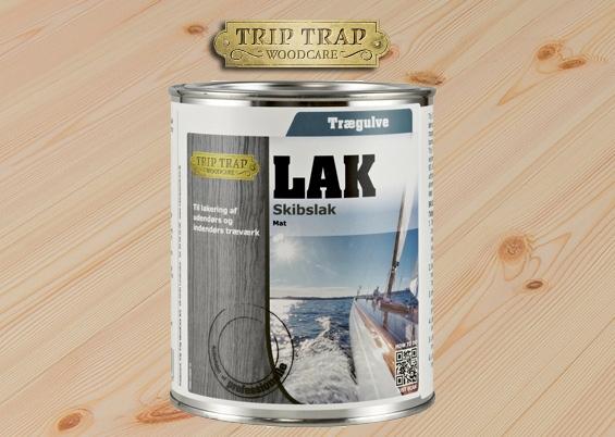 trip trap skibslak