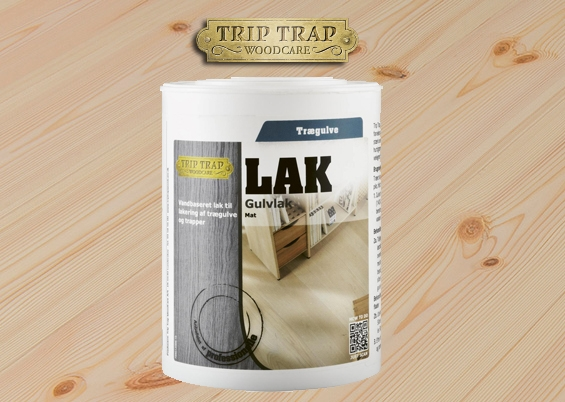 Trip Trap gulvlak mat 0,75 L
