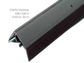 icopal kantliste 6cmx2m