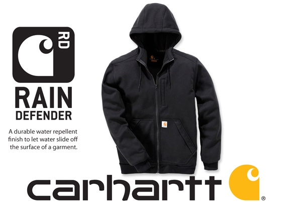 Carhartt Sweatshirt Wind Fighter Black - S