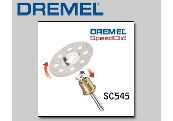 Dremel diamantskæreskive SC545 38mm
