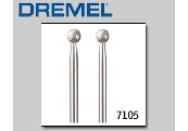 Dremel diamantstift 7105